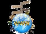 Miniweb (verschiedene Größen) pro Jahr