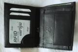 Geldbörse Nappa-Leder mit RFID Schutz