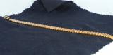 Armband mit Steinen in Diamantoptik Gold plattiert